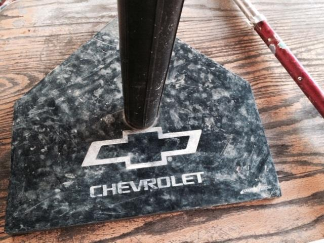 Chevy Homeplate